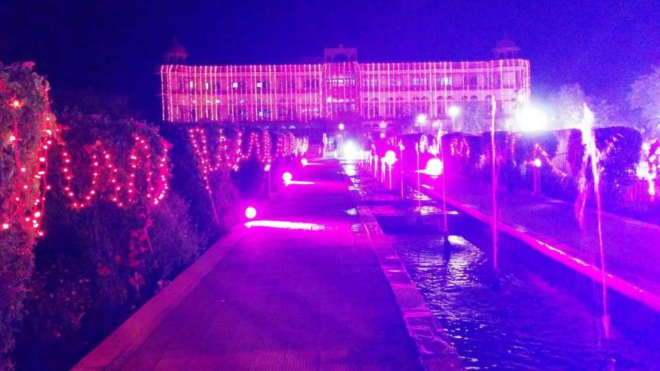 Wedding at Umaid Lake Palace Hotel Kalakho Dausa Rajasthan