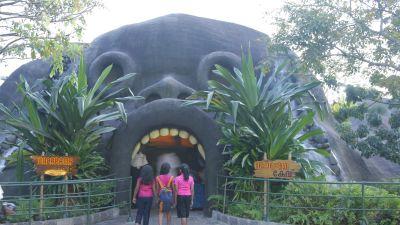 Dry Rides - Balarama Cave at Wonderla Kochi Amusement Park