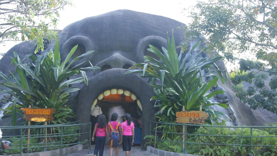 Dry Rides - Balarama Cave at Wonderla Kochi Amusement Park