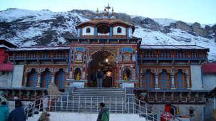 Ganga Lahari Hotel Haridwar Location Badrinath Temple in Badrinath