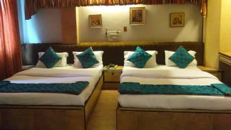 4 Bed Suite at Hotel Darshan Palace- Mysore