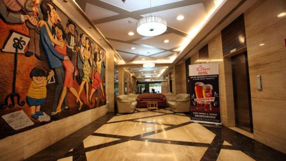 Lobby K-Stars Beacon Hotel Vashi Mumbai Hotels
