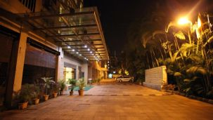 Facade K-Stars Beacon Hotel Mumbai