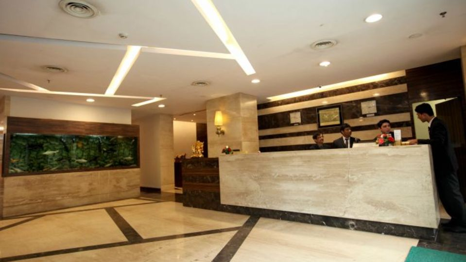 Reception K-Stars Beacon Hotel Hotels in Navi Mumbai