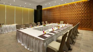 Suba Elite Board Room Mock  | Suba Hotels