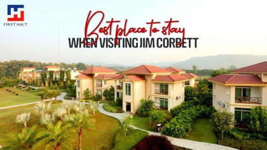 best luxury resorts in jim corbett