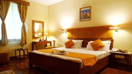 Deluxe Rooms in Bharatpur