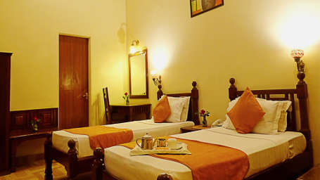 Super Deluxe Rooms in Bharatpur