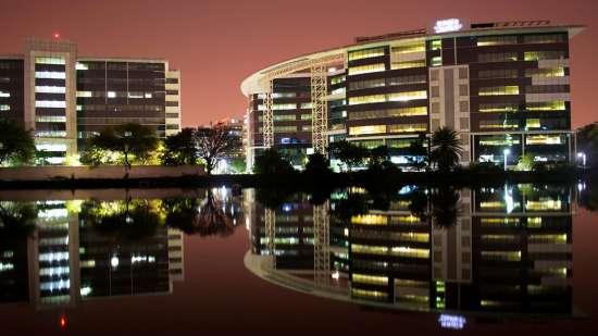 Bhagmane Tech Near Radisson Blu, Bengaluru