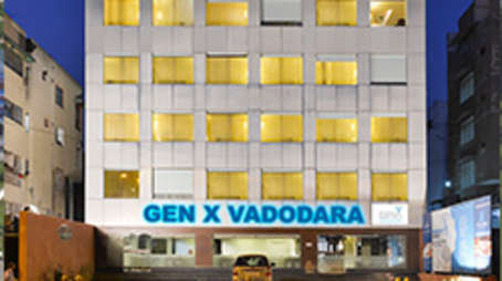 GenX Hotels India  Genx Vadodara