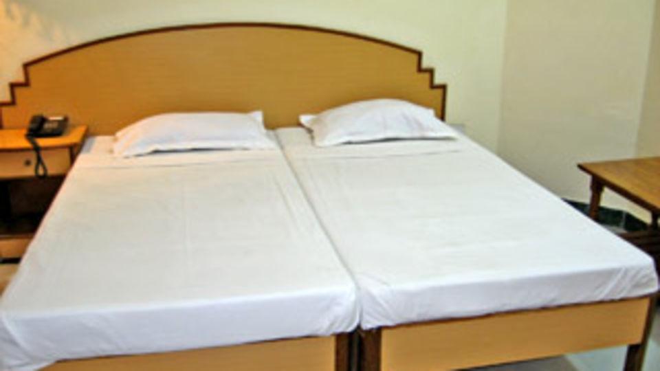 Hotel Taj Plaza Agra Taj Facing Room 1