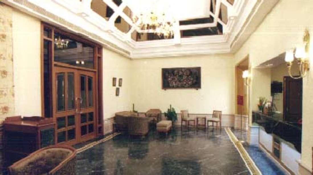 Kalyan Residency Hotel in Tirupati Lobby