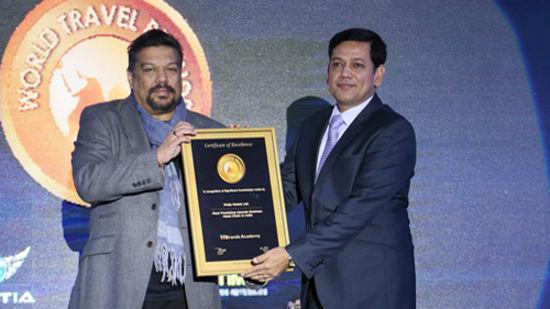 award - Pride Group of Hotels