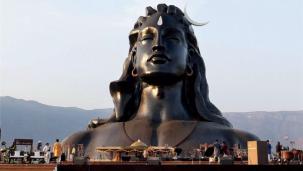 Isha Gandhipuram Center near Gokulam Park Coimbatore