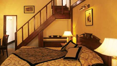 The Naini Retreat Nainital duplex without TV