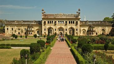 Bara Imambara Second Gateway, The Piccadily Lucknow, Places to see in Lucknow