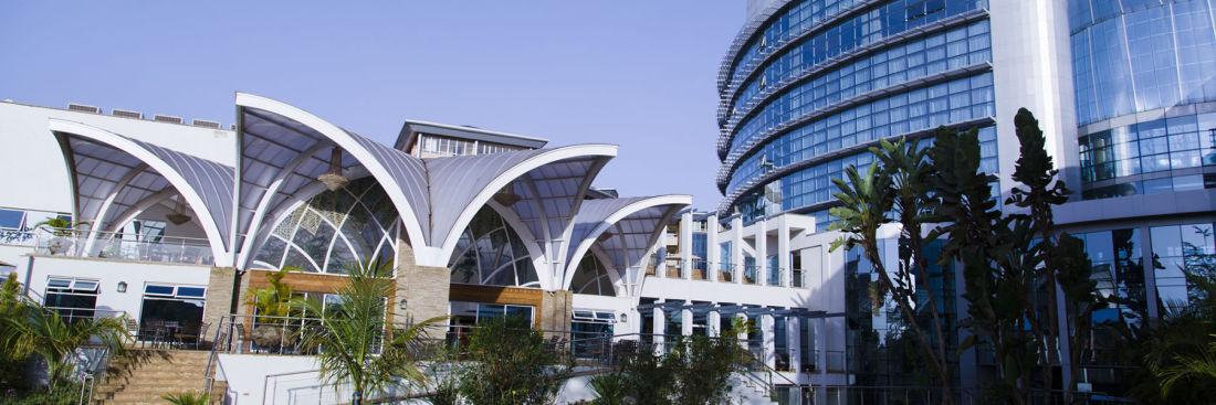 Exterior facade - The Boma, hotel in Nairobi 5