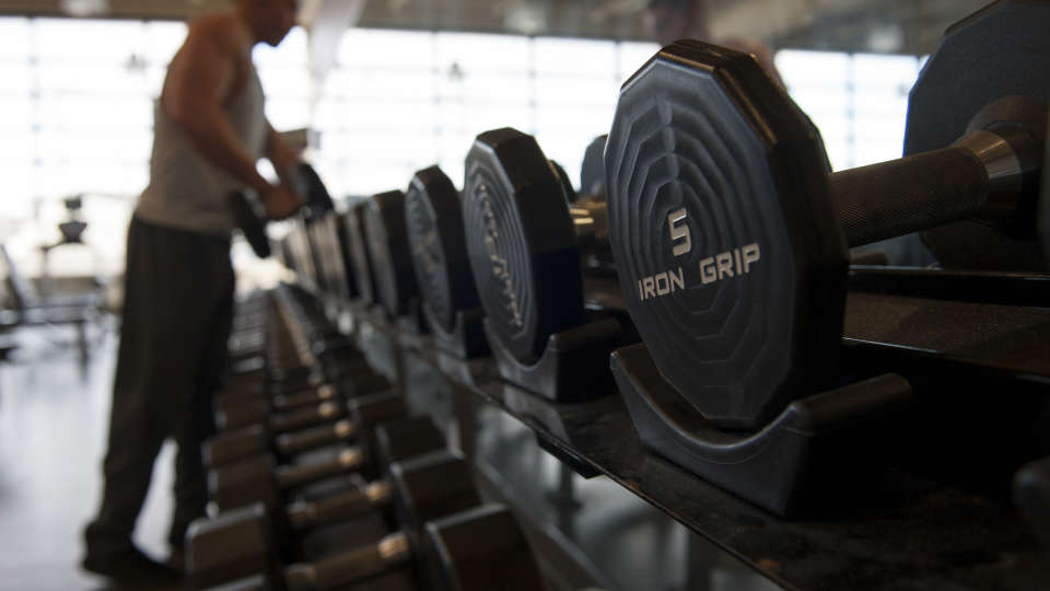 Gym1 at Radha Hometel Bangalore, Hotels in bangalore
