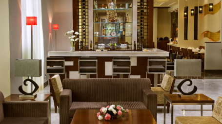 Lounge Bar at  Park Inn, Gurgaon - A Carlson Brand Managed by Sarovar Hotels, bars in gurgaon 33
