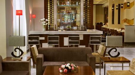 Lounge Bar at  Park Inn, Gurgaon - A Carlson Brand Managed by Sarovar Hotels, bars in gurgaon 33