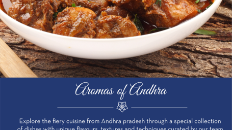 Andhra, Restaurant, The Grand New Delhi, Restaurants in New Delhi