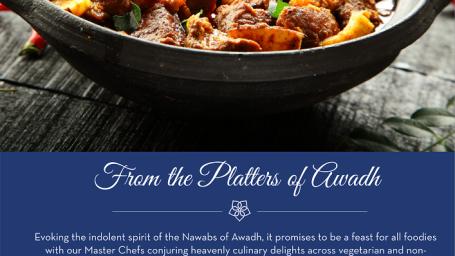 Awadhi restaurant, The Grand New Delhi, Restaurants in New Delhi