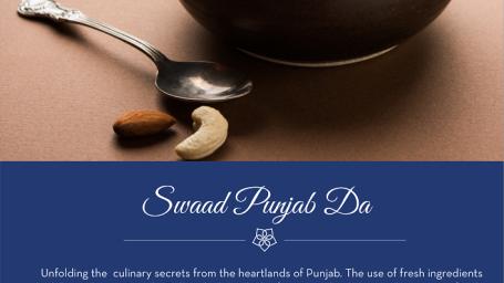 Punjabi cuisine , The Grand New Delhi, Restaurants in New Delhi