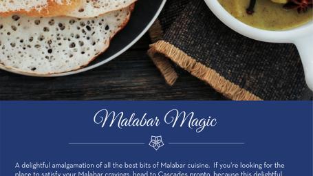 malabar restaurant, The Grand New Delhi, Restaurants in New Delhi