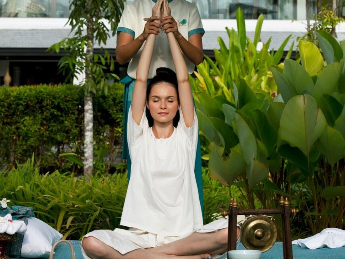 Wellness Spa Natai Beach Resort Spa Phang Nga Thailand Phang Nga Spa 2