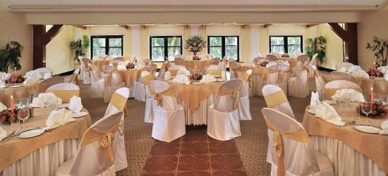 Conference Room at Phoenix Park Inn, Goa - A Carlson Brand Managed by Sarovar Hotels, best resorts in goa