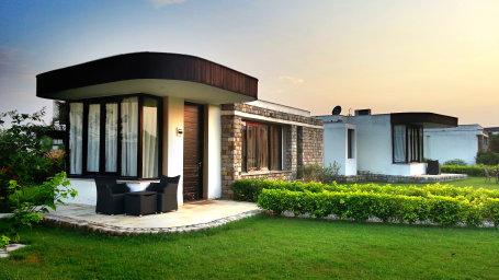 Villa at the Golden dusk ramnagar jim corbett resorts 4