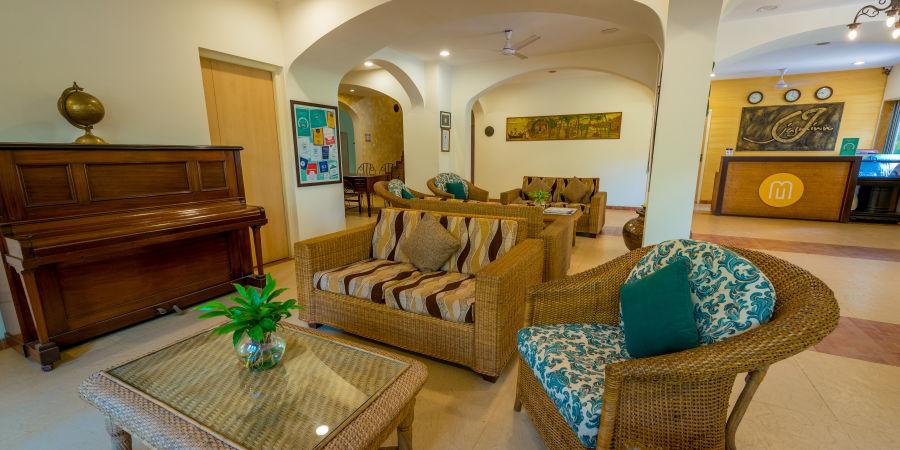 alt-text Jasminn South Goa Hotel in Betalbatim, Hotel in South Goa, Hotel near Betalbatim Beach, Hotel in Goa 215789