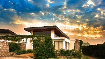 facade, The Golden Tusk Ramnagar, Ramnagar resort 17