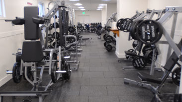 Fitness Rooms at one of the best 5-star hotels in Shimla