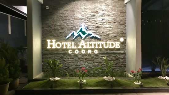 Hotel Altitude Coorg