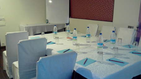 Kapila Business Hotel, Pune Pune Board Room at Hotel Kapila Pune