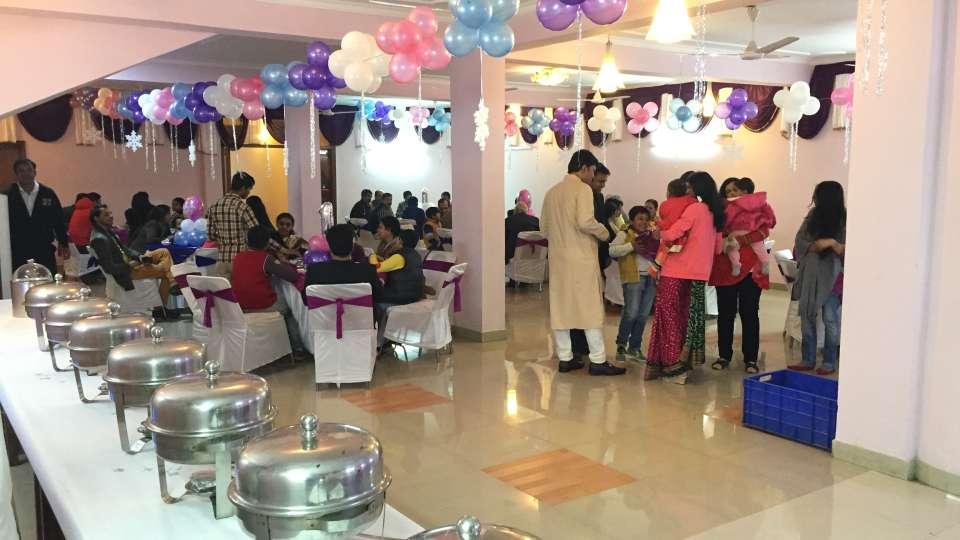Hotel Kashish Residency, Noida New Delhi And NCR Banquet hall Hotel Kashish Residency Noida