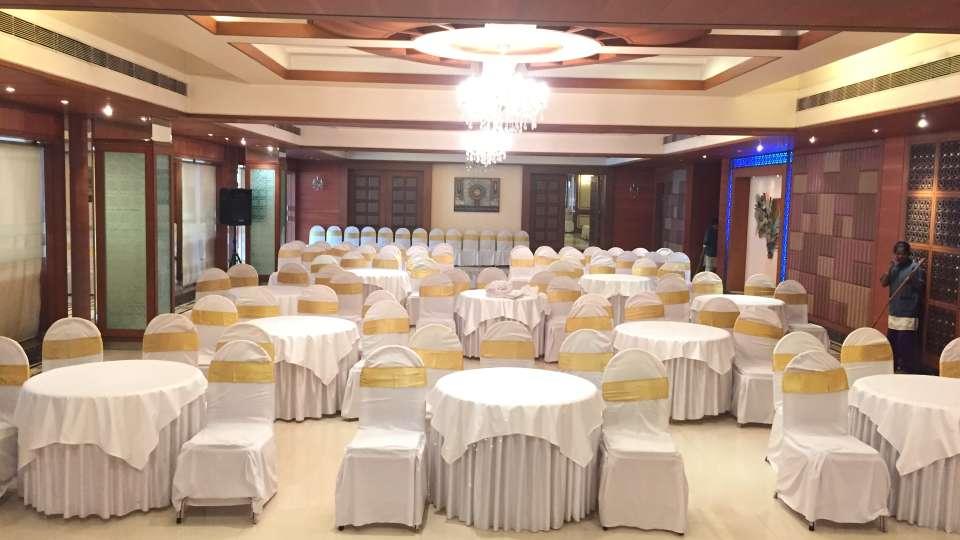 Banquet. Hotel Kohinoor Park Prabhadevi Mumbai 7