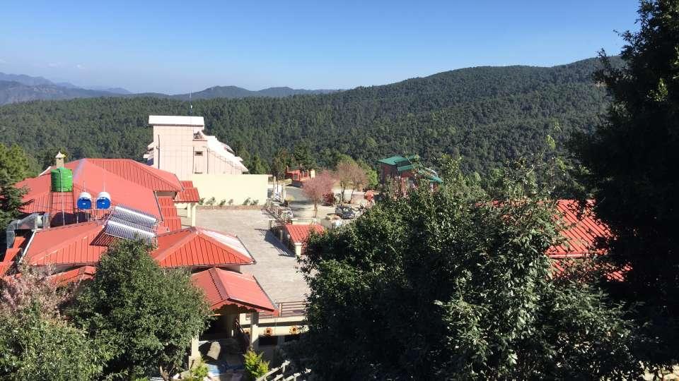 Ojaswi Himalayan Resort, Mukteshwar Nainital IMG 3850