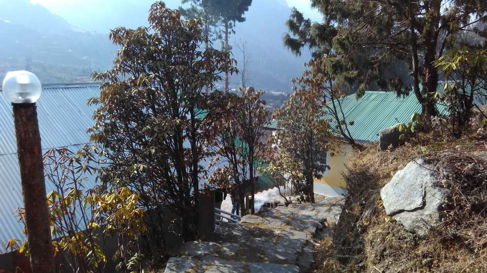 View at Summit Alpine Resort Lachung Hotels in Lachung 4