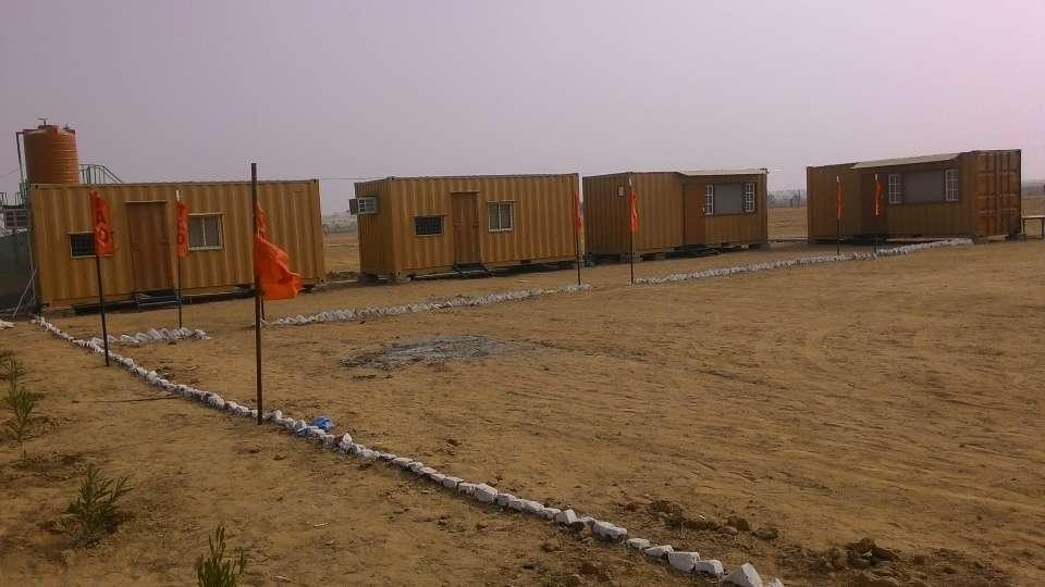 Bunkers Tao Experience Jaisamler