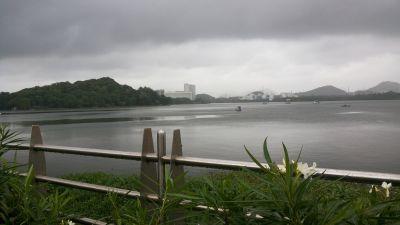 Powai Lake, Radisson Mumbai Goregaon - A Carlson Brand Managed by Sarovar Hotels, business hotels in mumbai