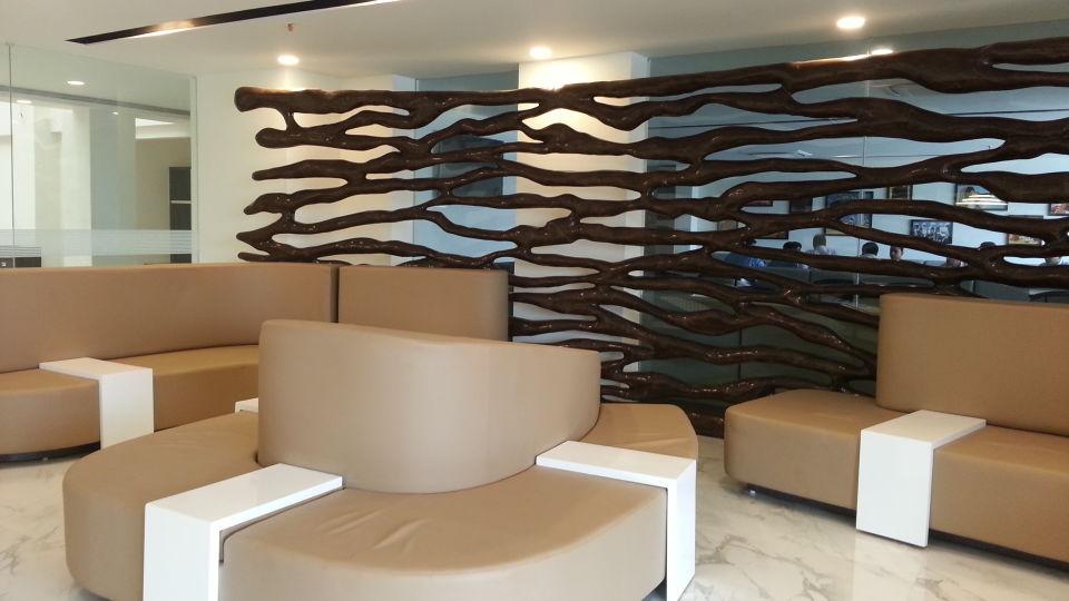 Ambar Sarovar Gandhidham, Reception Lobby, business hotels in gandhidham  5