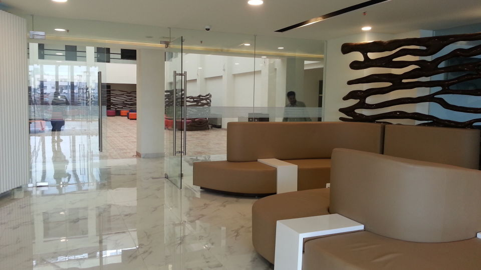 Ambar Sarovar Gandhidham, Reception Lobby, Gandhidham Hotel 6