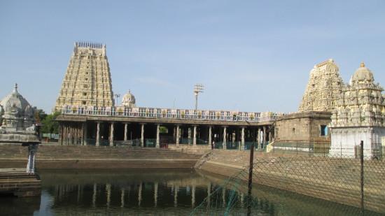 Ekambareswarar, temples in Chennai 2