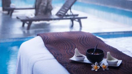 Spa at Fort Jadhavgadh Heritage Resort Hotel Pune