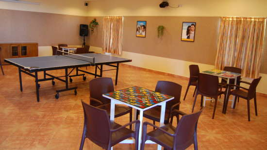 Game Room at Mountain Retreat Ooty 2