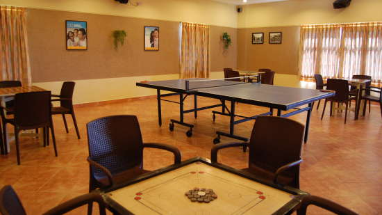 Game Room at Mountain Retreat Ooty 3