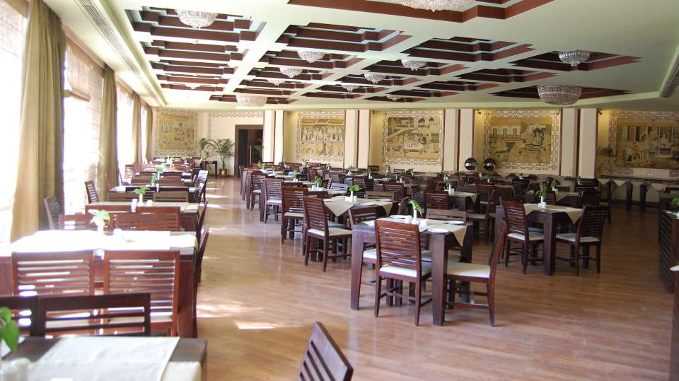 Durbar - North Indian and Continental Restaurant in Hotel Clarks Amer Jaipur