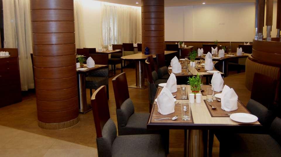 VITS Bhubaneswar Hotel Bhubaneswar The Sizzle Restaurant at VITS Hotel Bhubaneswar